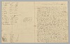 Thumbnail for Letter to Giles Saunders from Samuel Fox regarding the slave trade