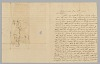 Thumbnail for Letter to M. C. Taylor from T. Heatherly regarding the slave trade
