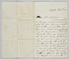 Thumbnail for Letter to John Copeland from his wife Ann