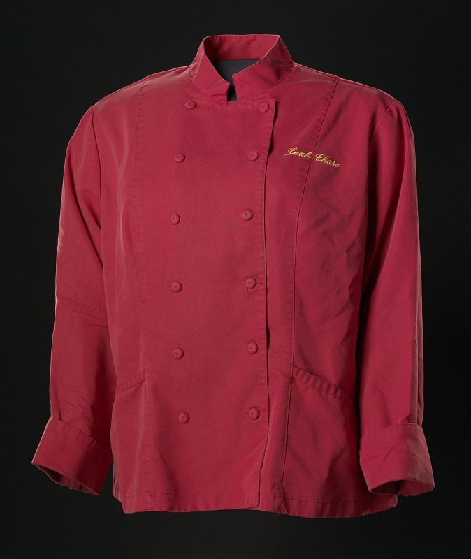 Image 1 for Chef jacket worn by Leah Chase
