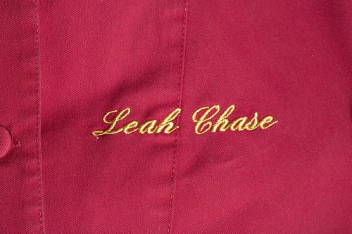Image for Chef jacket worn by Leah Chase