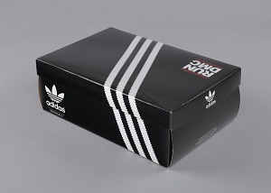 images for Pair of white and black Run-D.M.C. Superstar 80s sneakers made by Adidas-thumbnail 13
