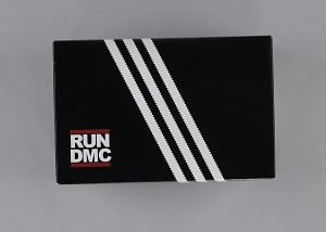 images for Pair of white and black Run-D.M.C. Superstar 80s sneakers made by Adidas-thumbnail 14
