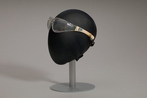 Image for Goggles worn by Cheryl Miler