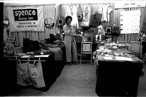 Image for Liberty House Rep. Fay Bellamy Powell - LA Trade Show