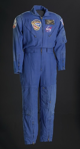 Image for Flight suit worn by Charles F. Bolden during his first spaceflight