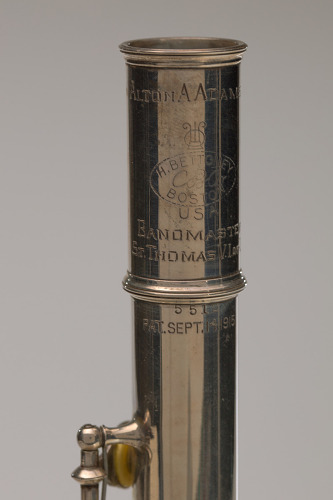 Image for Flute used by Alton Augustus Adams Sr.