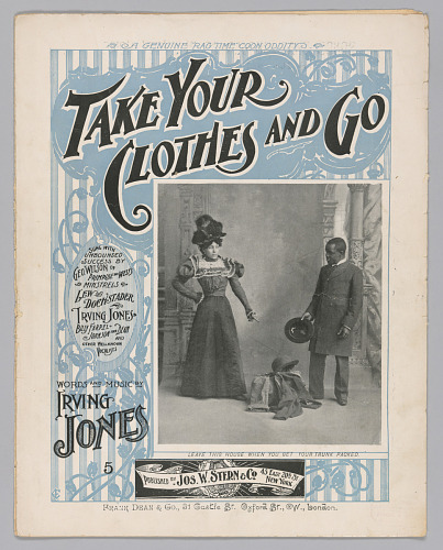 Image for Take Your Clothes And Go