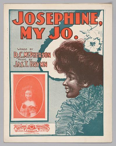Image for Josephine, My Jo.