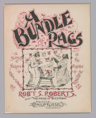 Image for A Bundle of Rags