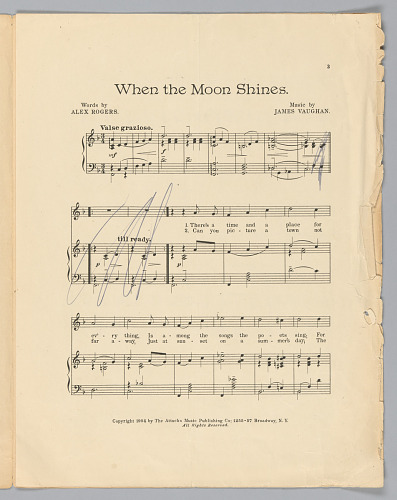 Image for When The Moon Shines