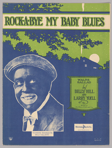 Image for Rock-A-Bye My Baby Blues