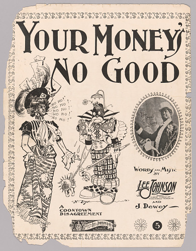 Image for Your Money's No Good