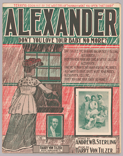 Image for Alexander Don't You Love Your Baby No More?