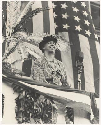 <I>Eleanor Roosevelt</I>