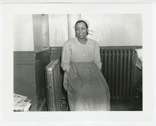 Image for Photographic print of Ethel Waters in costume