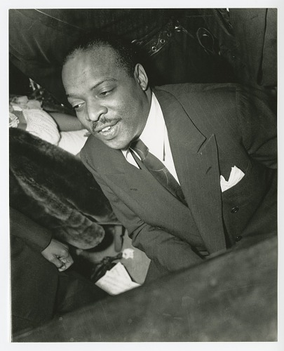 Image for Photographic print of Count Basie