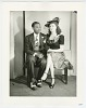 Thumbnail for Photographic print of an unidentified couple