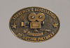 Thumbnail for Belt buckle for the Stuntmen's Association of Motion Pictures owned by Bob Minor