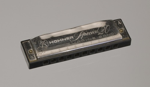 Image for Harmonica used by Arthur Lee