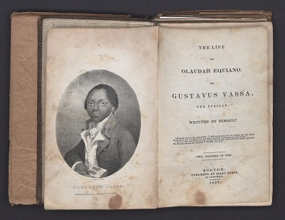 <I>The Interesting Narrative of the Life of Olaudah Equiano, or Gustavus Vassa, the African</I>