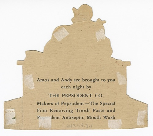 Image for Paper doll from the Amos 'n' Andy radio show