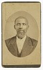 Thumbnail for Photograph of a man with a beard wearing a dark colored suit and vest