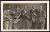 Thumbnail for Photographic postcard of the Cleveland Colored Quintet