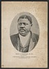 Thumbnail for Advertisement card for Rev. Isaac Toliver