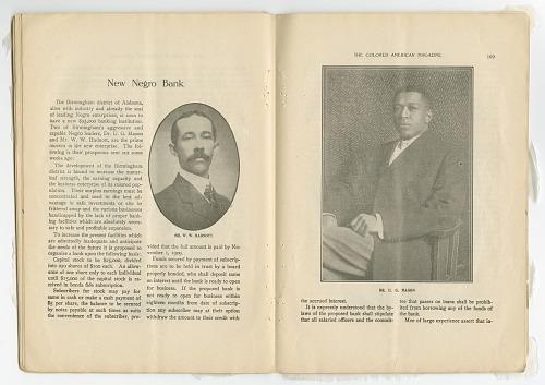 Image for The Colored American Magazine Vol. XV No. 3
