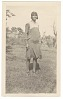 Thumbnail for Photographic print of a woman posing outdoors