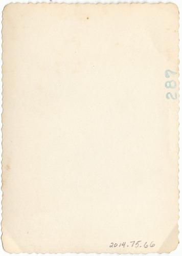Image for Photographic print of S.M. Jackson in Masonic regalia