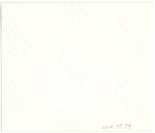 Image for Chromogenic print of the Jackson tombstone