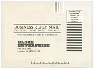 Image for Black Enterprise, Volume 20, No. 9