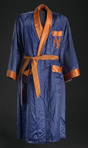 Image for Robe worn by Floyd Patterson for World Heavyweight Title against Sonny Liston