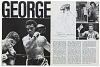 Thumbnail for Program for a boxing match between Joe Frazier and George Foreman