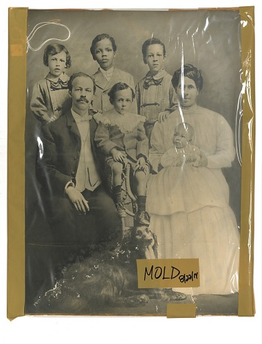 Image for Photograph of Senator Henry Hall Falkener and family