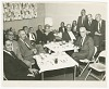 Thumbnail for Photograph of Gilbert DeLorme, Sr. and poker group