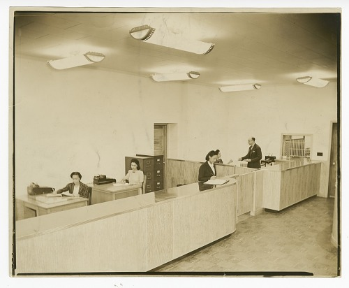 Image for Photograph of the Atlanta Life Insurance Company office