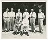 Thumbnail for Photograph of the senior officers of the Atlanta Life Insurance Company
