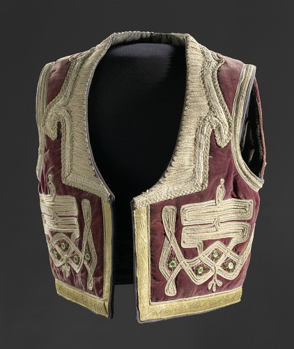 Image for Vest worn by Jimi Hendrix