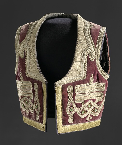 Image 1 for Vest worn by Jimi Hendrix