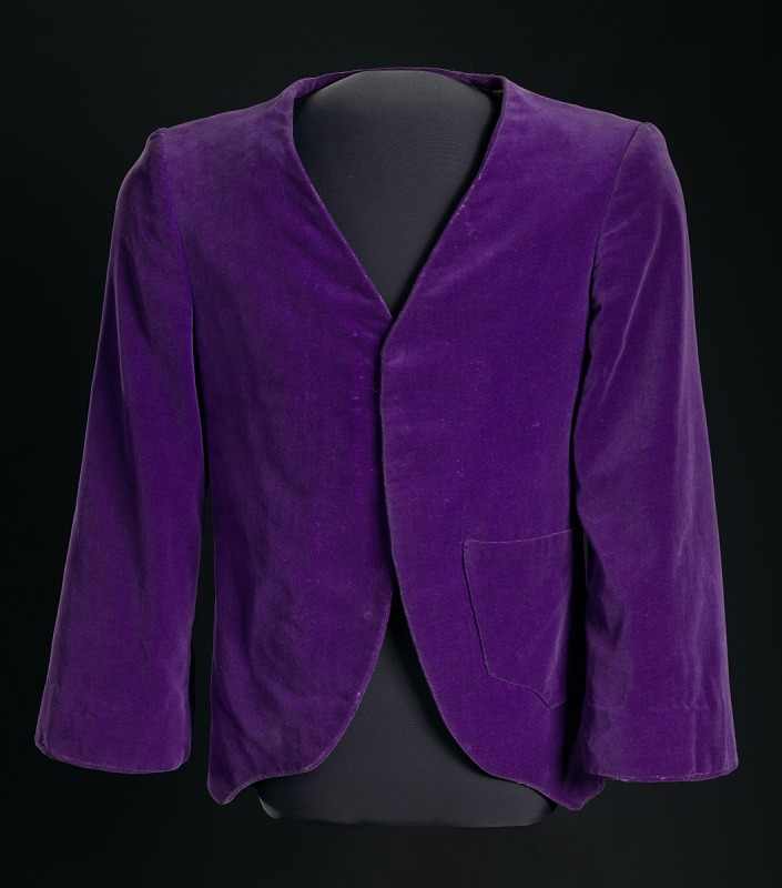 Image 1 for Jacket made by Joe Emsley and worn by Miles Davis