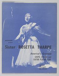 Sister Rosetta Tharpe: America's Greatest Gospel Singing and Guitar Playing Star