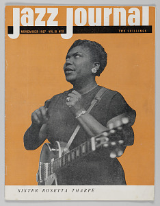 Image for Jazz Journal Vol. 10, No. 11