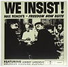 Thumbnail for We Insist! Max Roach's - Freedom Now Suite