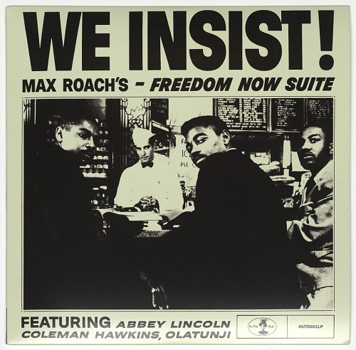 Image for We Insist! Max Roach's - Freedom Now Suite