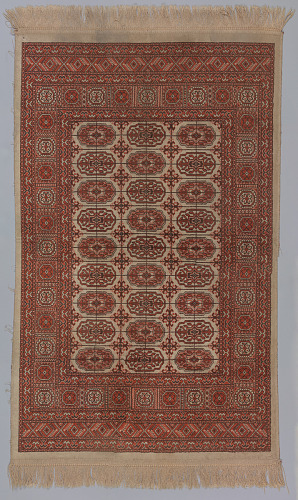 Image for Prayer rug used by Imam Derrick Amin