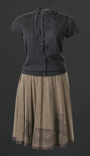 Image for Costume worn by Beyoncé as Deena Jones in the film Dreamgirls