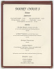 Thumbnail for Menu from Dooky Chase's Restaurant